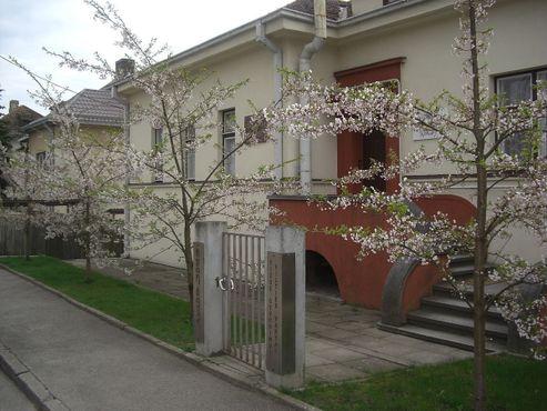 Дом ТиунэСугихары