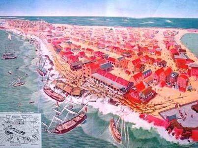 Подводный город пиратов Порт-Ройал