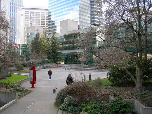 Парк Фривей, Сиэтл