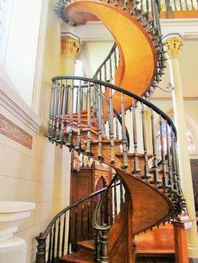 Удивительная лестница