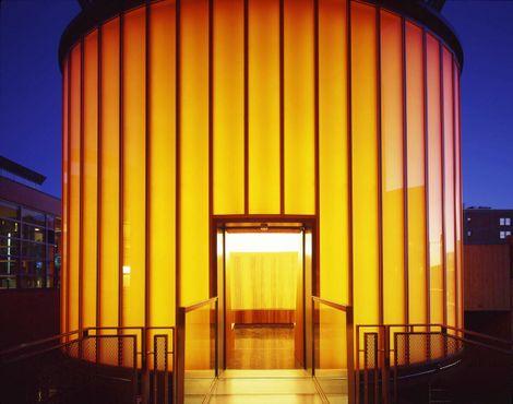 Фасад «Небесного пространства» Джеймса Террелла