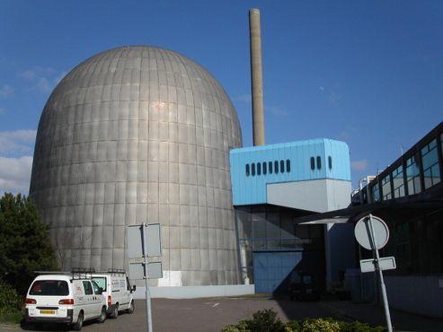 Реактор в университете Делфта