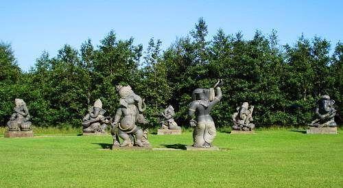 Скульптуры Ганеша