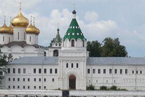 Экскурсии  в Костроме