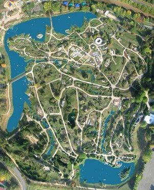 «Франция в миниатюре» с высоты птичьего полёта