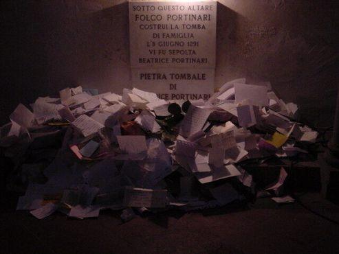 Письма Беатриче