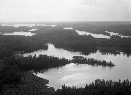 Муниципалитет Темагами известен огромным количеством озёр и старовозрастными лесами