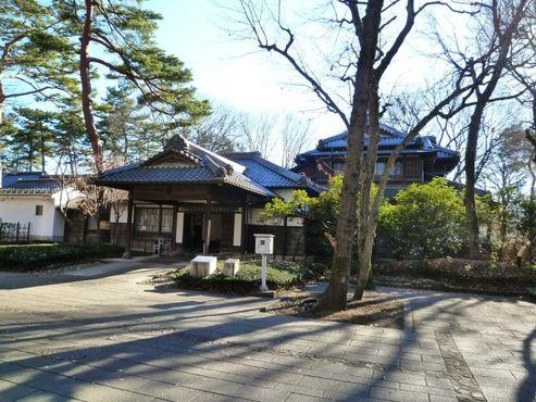 Дом в традиционном японском стиле