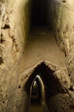 Подземные тоннели