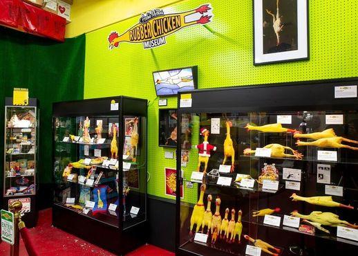 Музей резиновой курицы