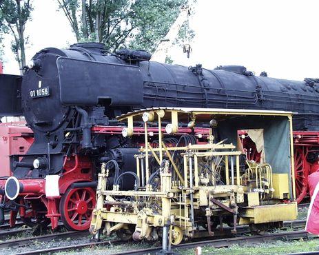 Железнодорожная ремонтная машина