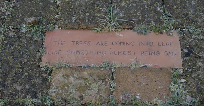 Цитата из стихотворения Филипа Ларкина