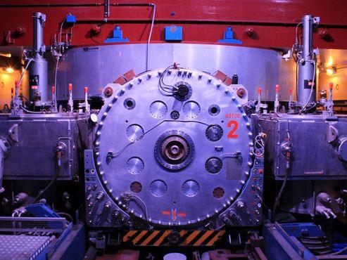 Синхроциклотрон, первый ускоритель ЦЕРНа