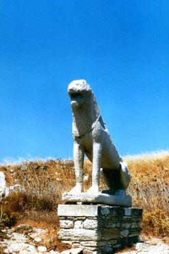 Терраса львов