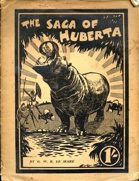 «Сага о Губерте» Дж. В. Р. Ле Маре, 1931 год