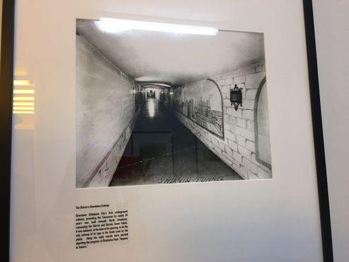 Так раньше выглядели тоннели