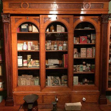 Лекарственные препараты из коллекции