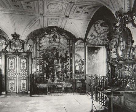 Зеленый свод, около 1904 года