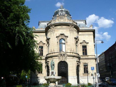 Библиотека Эрвина Сабо