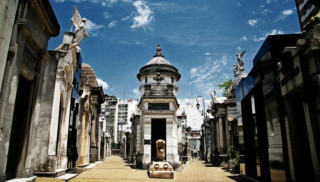 Кладбище Реколета