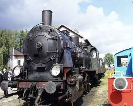 Как паровые, так и дизель-электрические локомотивы находятся в рабочем состоянии