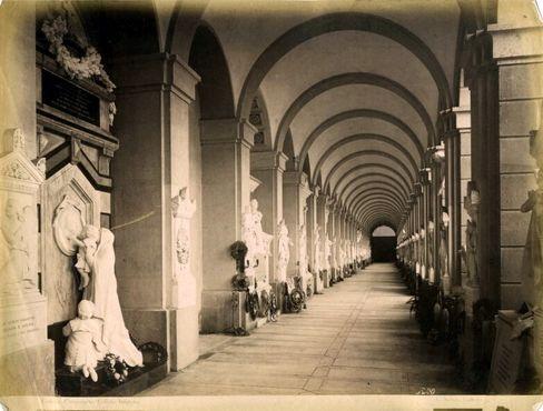 Фотография Альфреда Ноака, сделанная в 1880-х или 1890-х годах