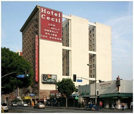 Бывший отель «Сесил»