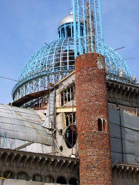 Купол собора дона Хусто