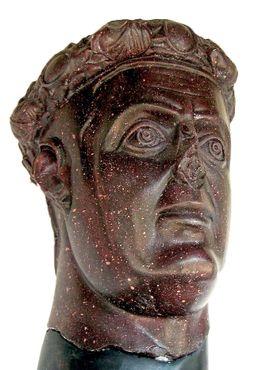 Скульптура императора Галерия