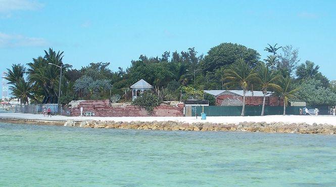 Форт Уэст-Мартелло-Тауэр