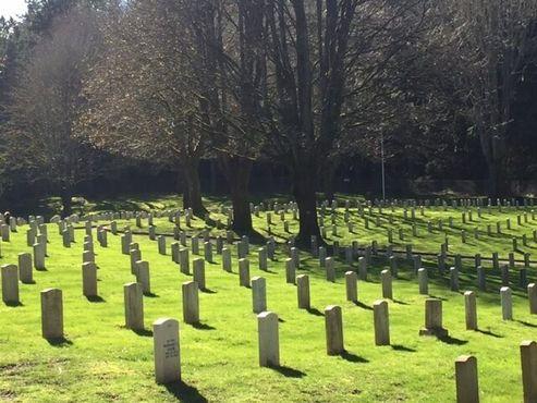 Кладбище Форт-Лоутона