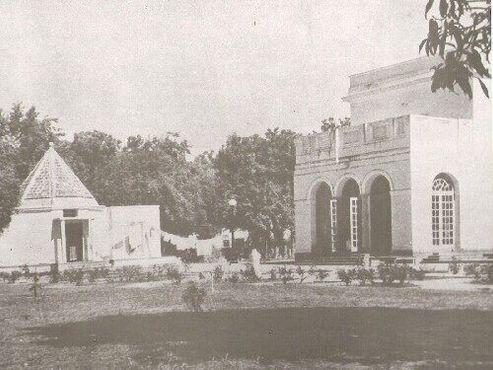 Дом Бирлы, примерно 1940-е годы