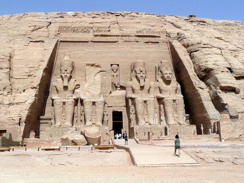 Великий храм Абу-Симбел