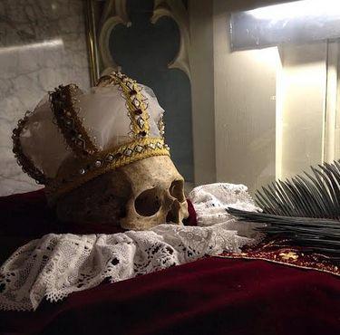 Череп святого Магнуса