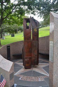 Памятник жертвам 11 сентября