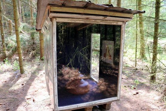 Экспозиция «Курятник», автор: Сигне Бё