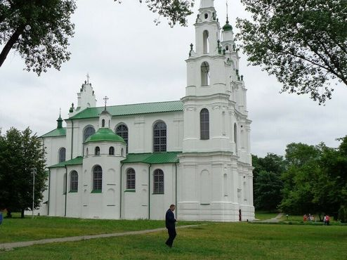 Софийский собор, вид сбоку