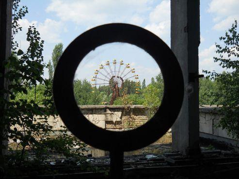 Припятское колесо обозрения