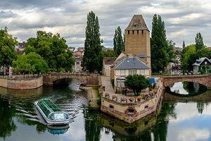 Экскурсии  в Страсбурге
