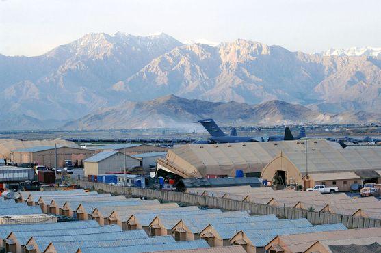 На месте Александрии Кавказской сегодня находится авиабаза Баграм