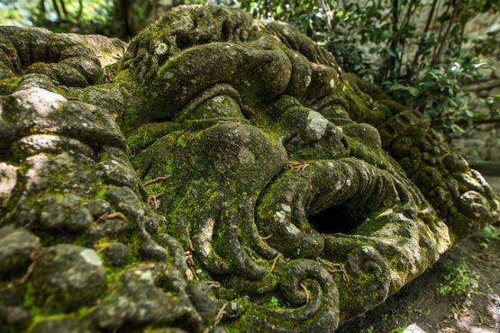 «Парк монстров» в Бомарцо