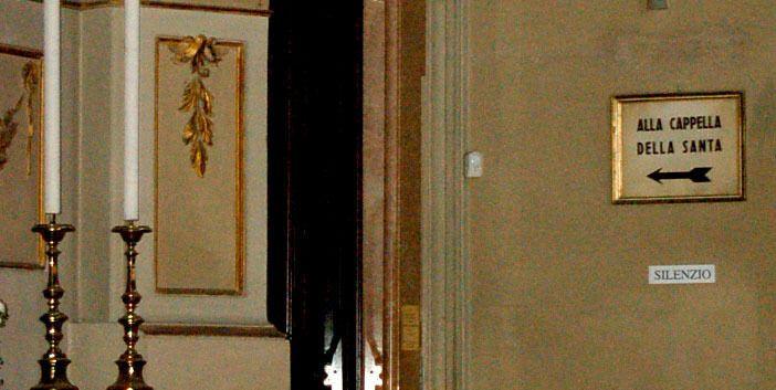 Двери, ведущие к святой