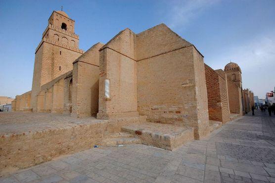 Северо-западная часть мечети