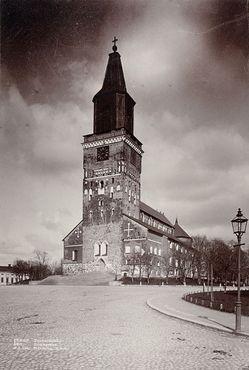 Кафедральный собор Турку до 1919 года