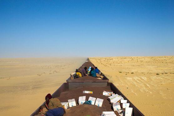 Поездка на товарном вагоне