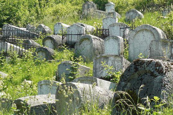 Старое еврейское кладбище в Сараево