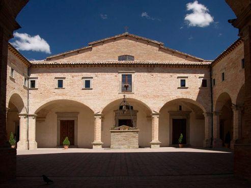Монастырь базилики