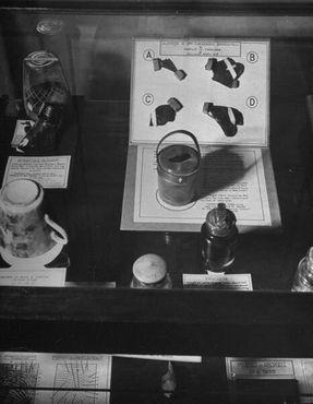 Экспонаты «Чёрного музея»