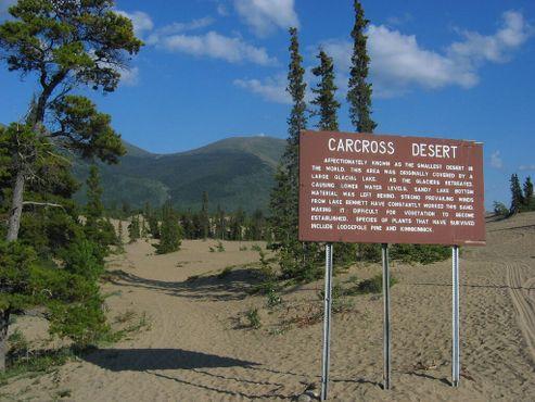 Пустыня Каркросс