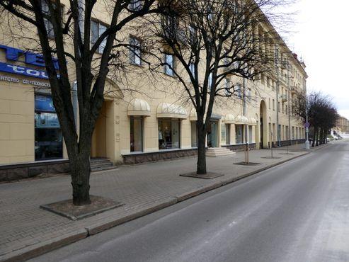 Дом, в котором жил Ли Харви Освальд в Минске